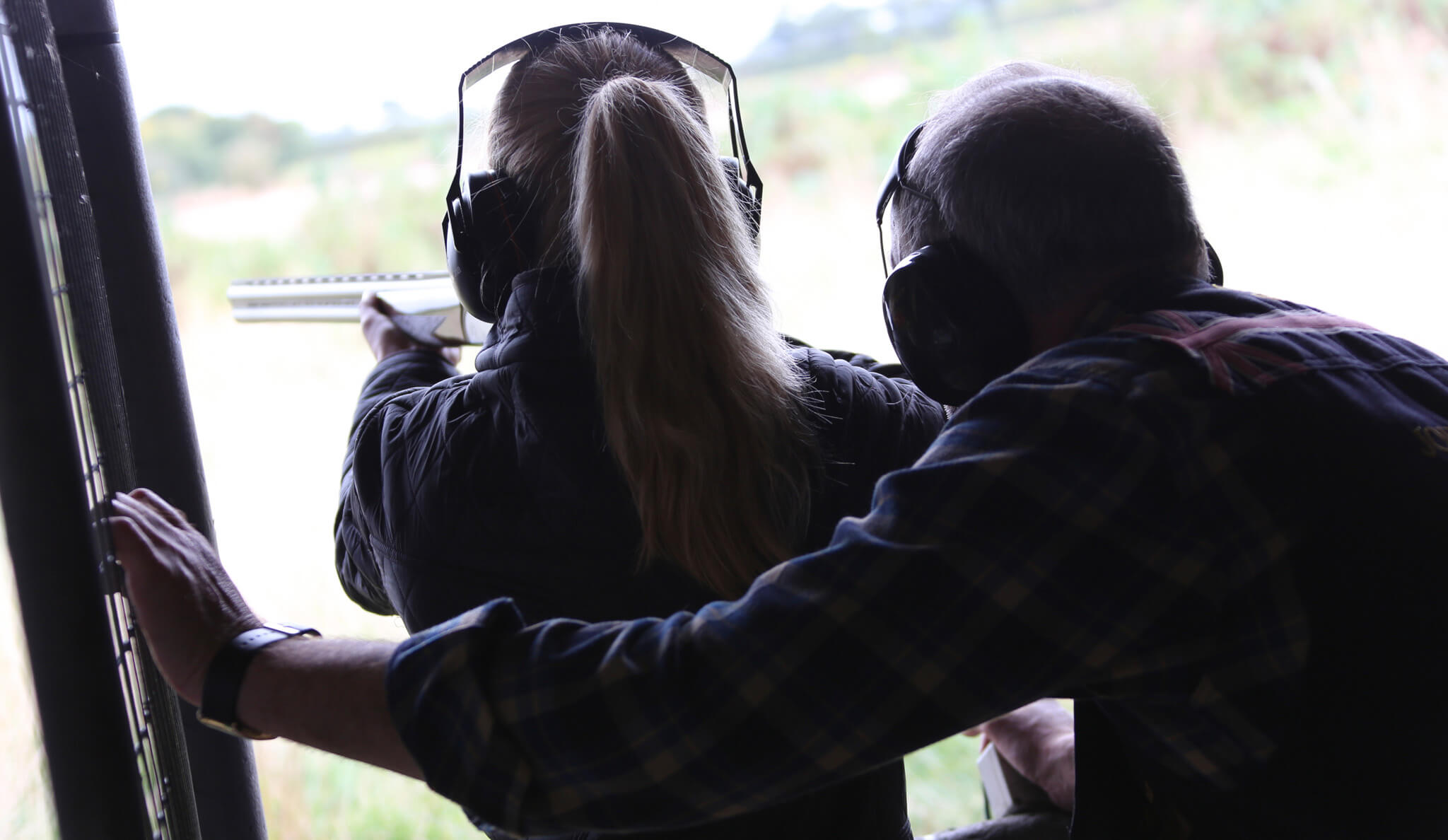 Ladies Shooting Day Cheshire