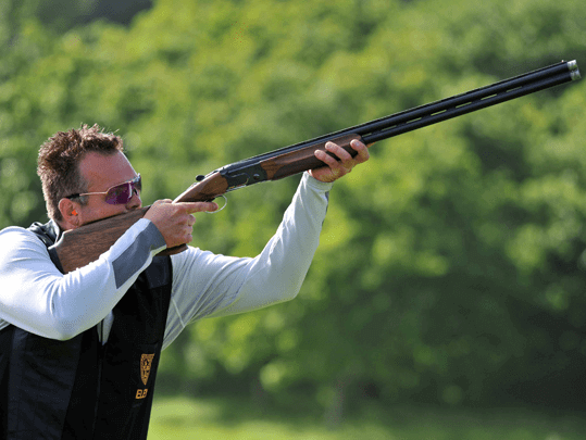 Shotgun Fitting Cheshire Mickley Hall