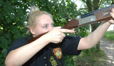 Mickley Hall Shooting School Young Shots