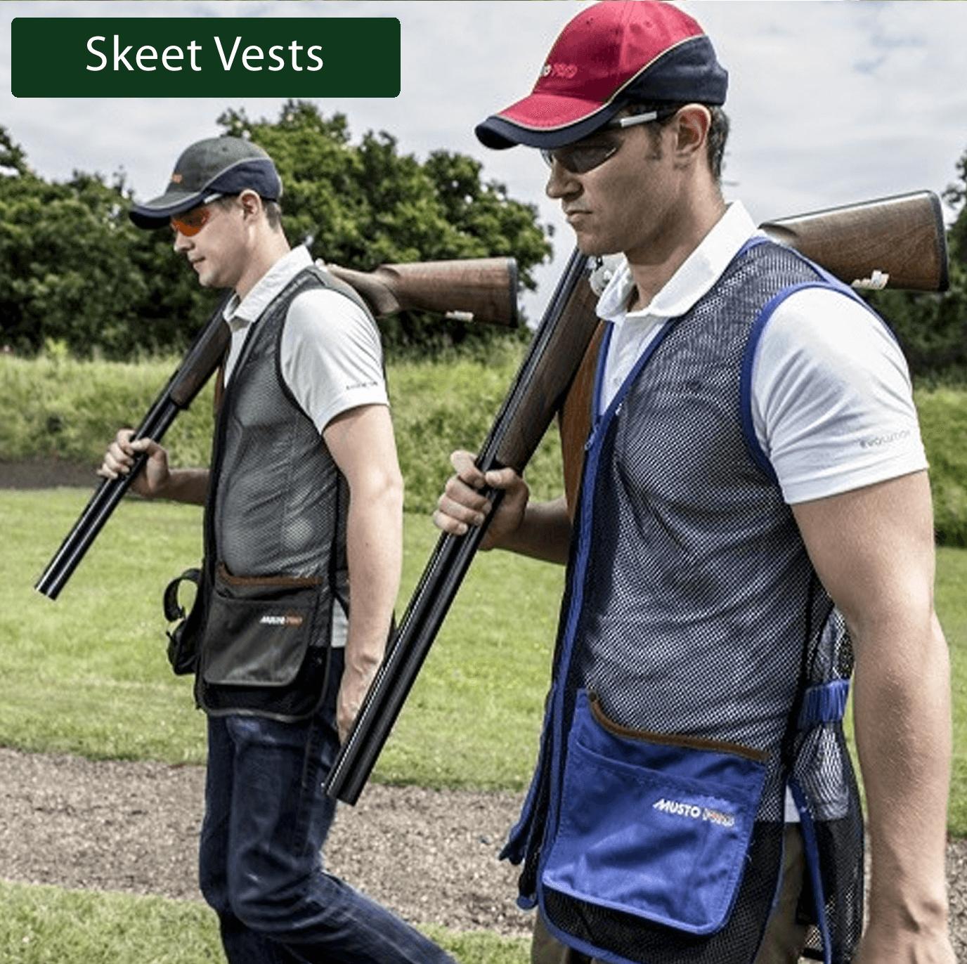 Shooting Skeet Vests