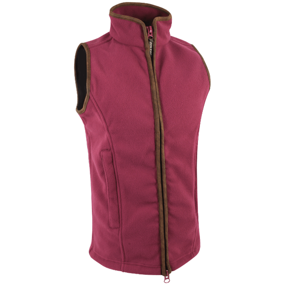 Ladies Countryman Fleece Gilet