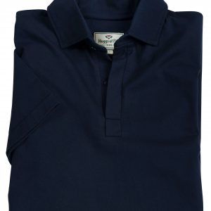 Short Sleeved Rugby Shirt (Navy - p30)
