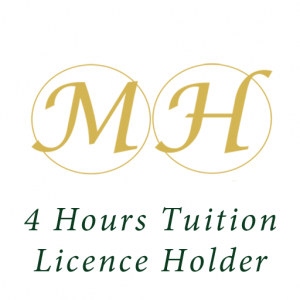 Mickley Hall 4 Hours Tuition Licence Holder (1)
