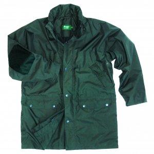 Green King Jacket (p58)