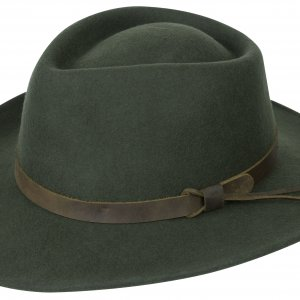 Perth Crushable Felt Hat (p42)