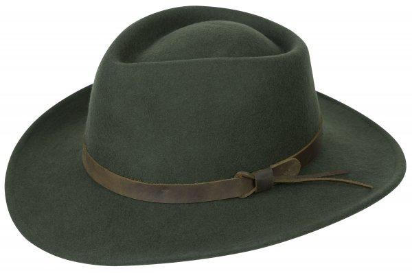 Perth Crushable Felt Hat (p42)