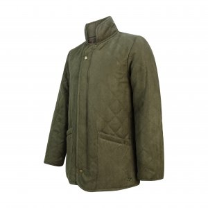 Hoggs of Fife Carlton Quilted Jacket CARL/DG/1