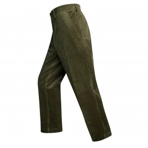 Hoggs of Fife Men's Mid-Wt Cord Trousers CDTR/OL/R42