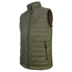 Hoggs of Fife Craigmore I/A Quilted Gilet CRGI/GR/5