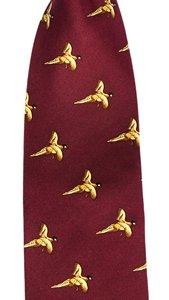 Hoggs of Fife Silk Country Tie CTIE/WI/1