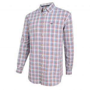 Hoggs of Fife Dundas Oxford Shirt DUND/RB/6