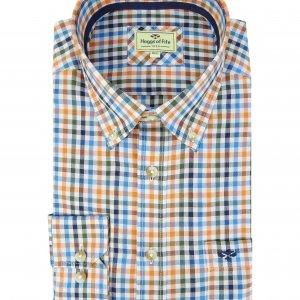 Hoggs of Fife Dundas Oxford Shirt DUND/RU/6
