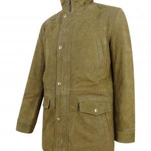Hoggs of Fife Dunkeld Leather Jacket DUNK/KH/5
