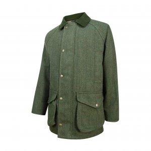 Hoggs of Fife Helmsdale W/P Tweed Jacket HETJ/GR/5
