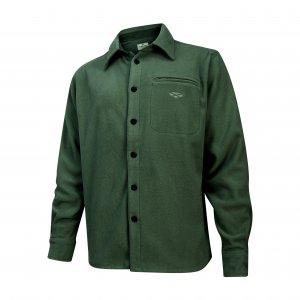 Hoggs of Fife Highlander Micro Fleece Shirt HIGH/GR/7