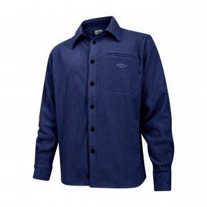 Hoggs of Fife Highlander Micro Fleece Shirt HIGH/NY/7