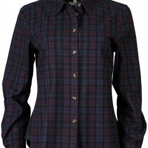 Hoggs of Fife Ladies Cotton Shirt LDST/AL/18