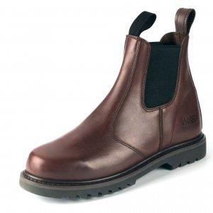 Hoggs of Fife Shire-NSD Dealer Boots SHIR/BR/40