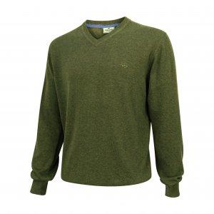 Hoggs of Fife Stirling LS Pullover STIR/OL/6