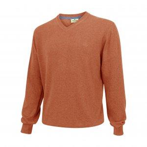 Hoggs of Fife Stirling LS Pullover STIR/RU/6