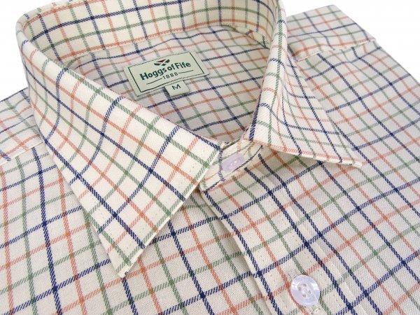 Hoggs of Fife Tavistock Multi-Check Shirt TAVI/GB/6