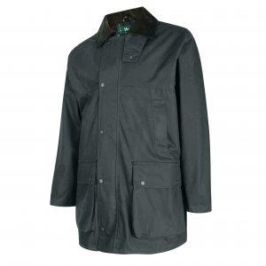 Hoggs of Fife Woodsman Waxed Jacket WDJK/OL/3