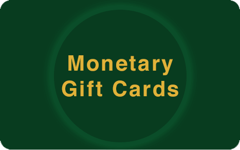 Monetary Gift Cards