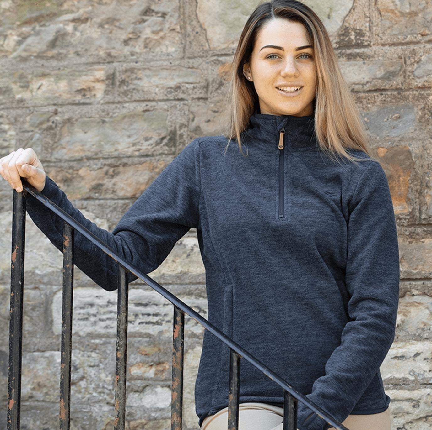 Ladies Sweatshirts & Knitwear