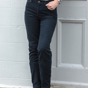 Hoggs Ladies Straight Stretch Jeans