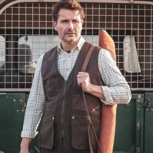 Hoggs Struther Shooting Vest